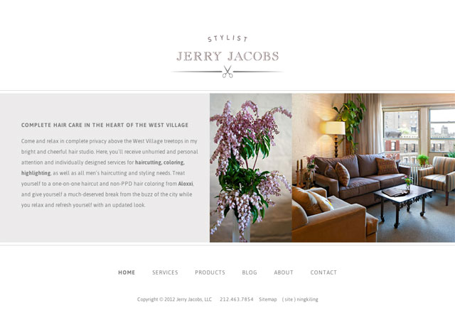 Project - Jerry Jacobs