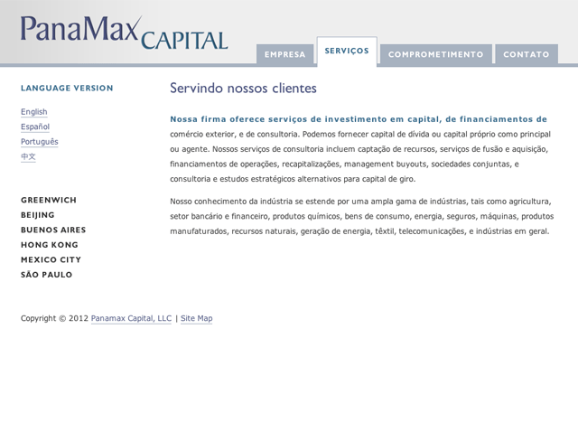 Panamax Capital
