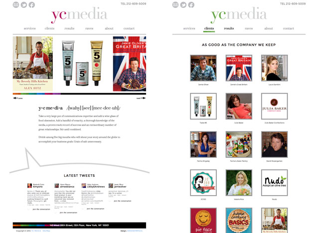 Project - YC Media